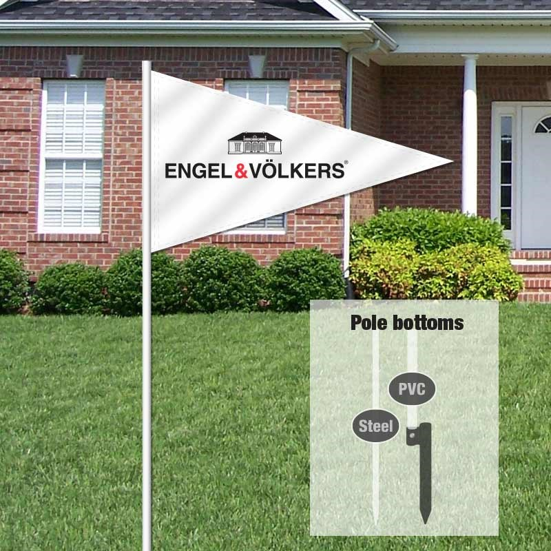 Engel & Völkers Pennant Flag-ENGLEV01_FLG_147