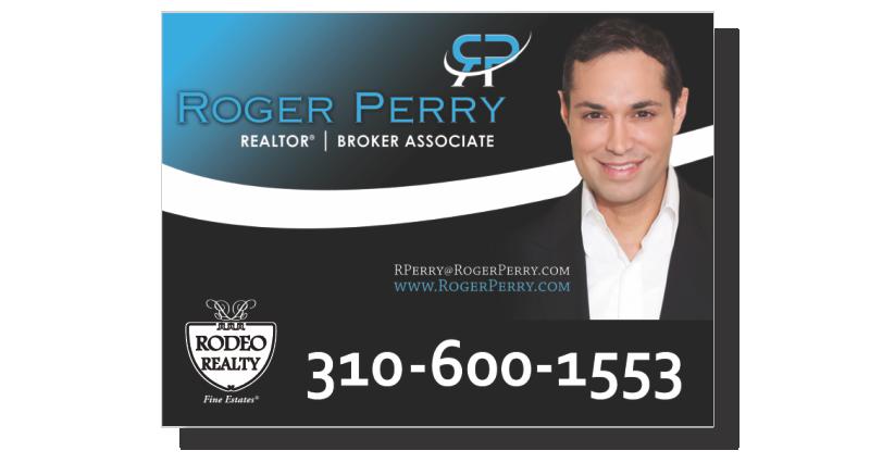 Independent Real Estate Signs & Frames-18X24_DG_7