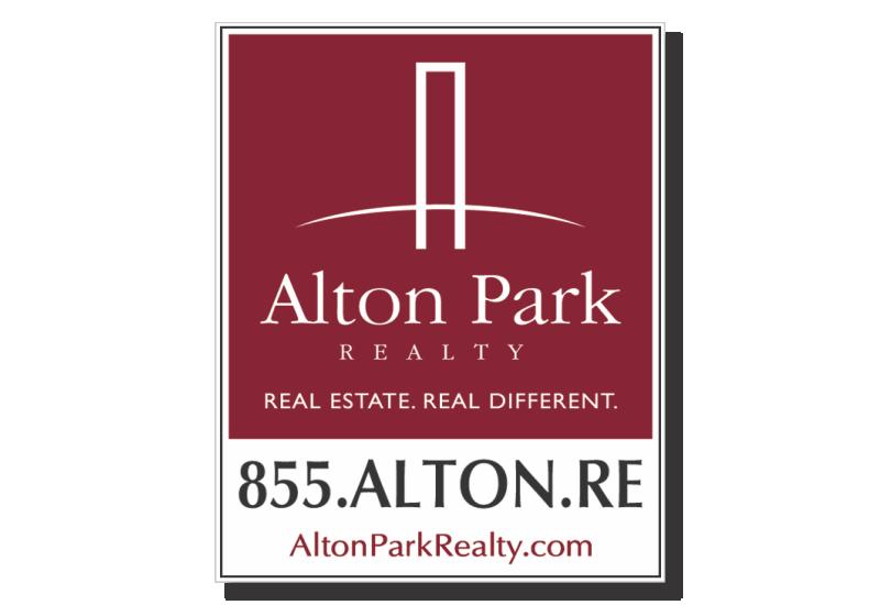 Independent Real Estate Signs & Frames-24X18_SC_7