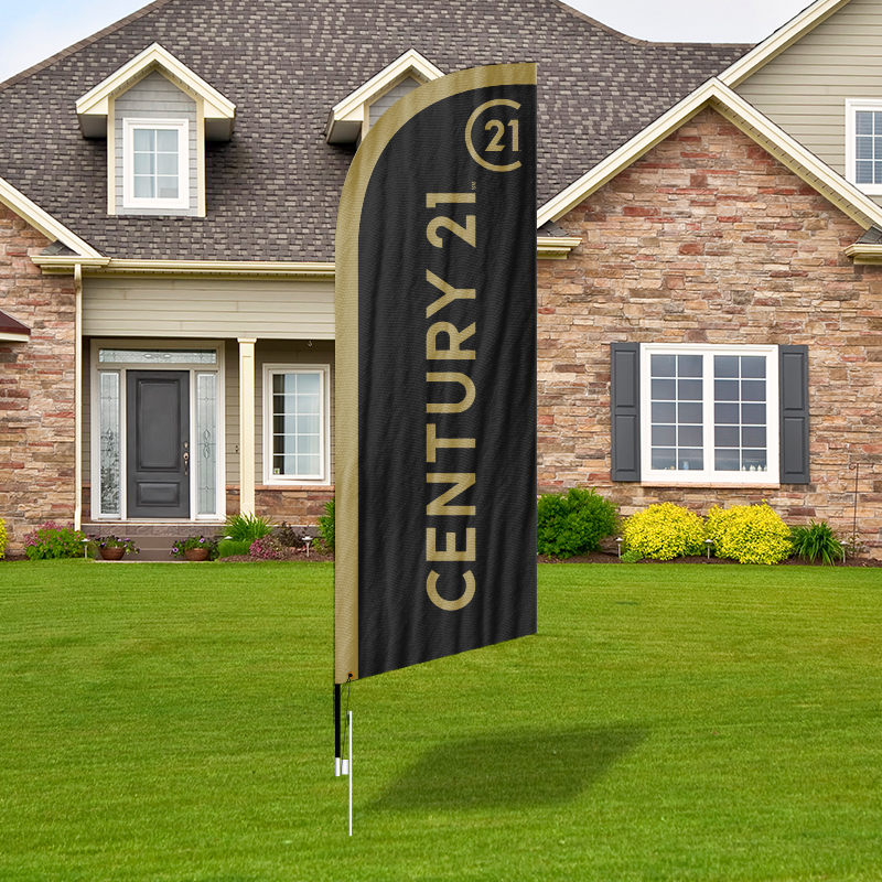 Independent Real Estate Feather Flags-C211F_7