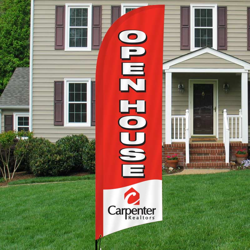Independent Real Estate Feather Flags-CA1FF_7