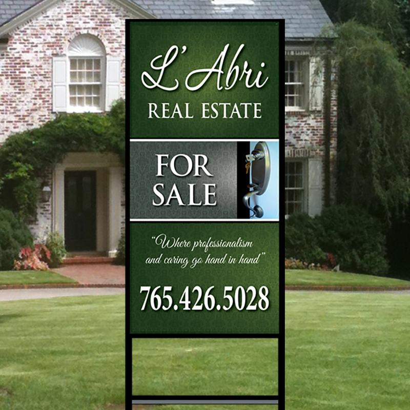Independent Real Estate Signs & Frames-IND236