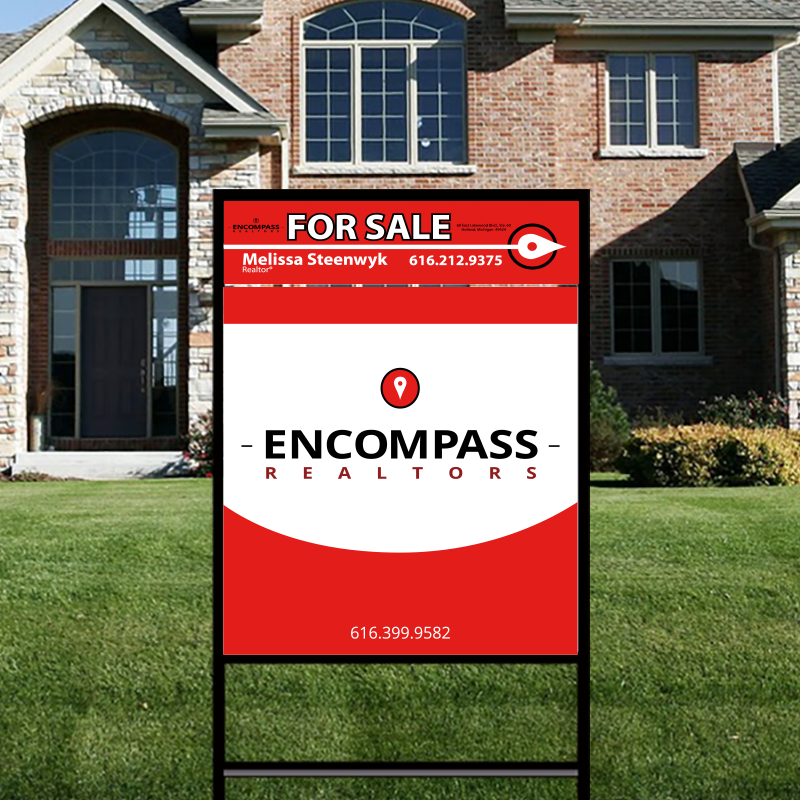 Independent Real Estate Signs & Frames-IND250